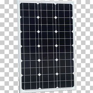 Monocrystalline Silicon Solar Panels Solar Power Photovoltaics Photovoltaic System PNG