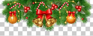 Christmas Decoration Santa Claus Christmas Ornament PNG