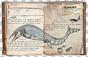 ARK: Survival Evolved Tylosaurus Carnotaurus Tyrannosaurus Brachiosaurus PNG