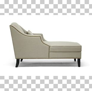 Chaise Longue Eames Lounge Chair Couch Furniture PNG