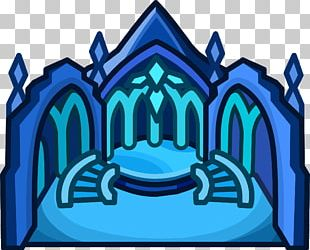 Igloo Club Penguin Ice Palace Snow PNG