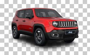 2018 Jeep Renegade Car Jeep Trailhawk Sport Utility Vehicle PNG