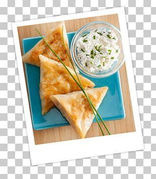 Recipe Vegetarian Cuisine Samosa Hummus Dish PNG