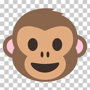 Emoji Three Wise Monkeys Sticker Text Messaging PNG