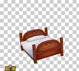 Bed Frame Mattress Comfort Wood PNG
