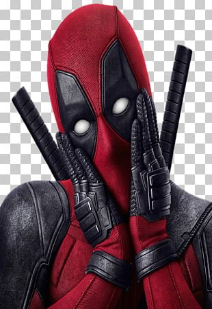 Deadpool YouTube Superhero Movie Film Poster PNG