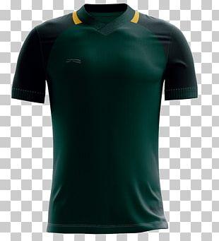 Jersey 2018 FIFA World Cup Australia National Football Team T-shirt PNG