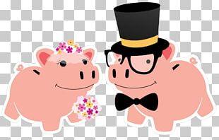 Pig Pink M Snout PNG