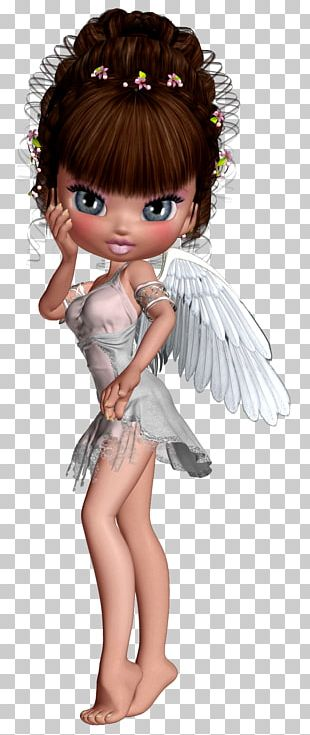 3D Computer Graphics Cartoon Angel Animation 3D Modeling PNG