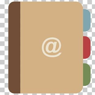 Brown Square Brand PNG