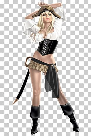 Piracy Woman Pirat Desktop PNG