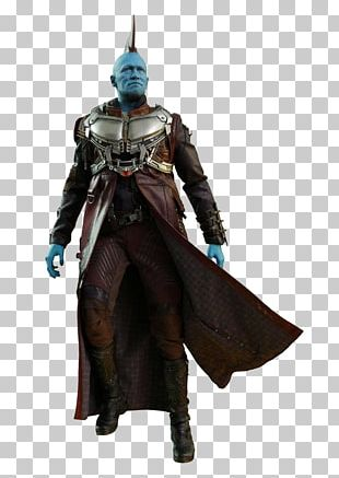 Yondu Star-Lord Action & Toy Figures Hot Toys Limited Sideshow Collectibles PNG