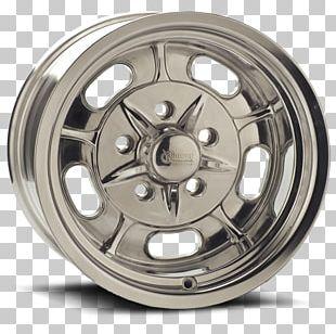 Alloy Wheel Car Hot Rod Rim PNG