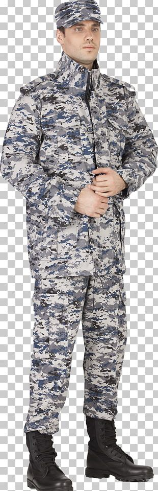 Military Camouflage Soldier Army PNG