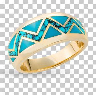 Turquoise Ring Diamond Brilliant Carat PNG