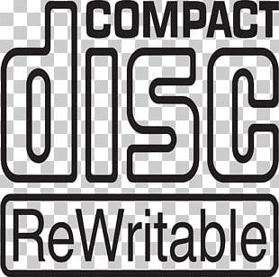CD-RW Compact Disc CD-ROM Optical Disc PNG