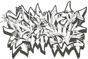Visual Arts Drawing Graffiti Sketch PNG