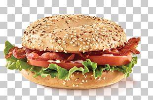 BLT Chicken Sandwich Hamburger Cheeseburger Breakfast Sandwich PNG