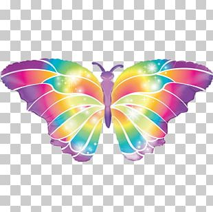 Butterfly Mother's Day Balloon Birthday Party PNG