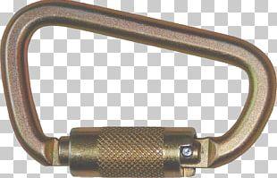 Carabiner Rope Fall Arrest Shackle PNG