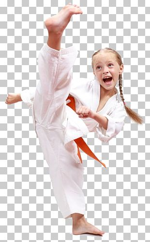Taekwondo Martial Arts Karate Child Self-defense PNG