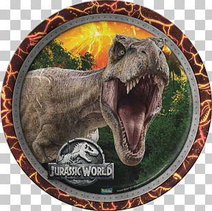 Universal S Jurassic Park Isla Nublar Video Tyrannosaurus PNG