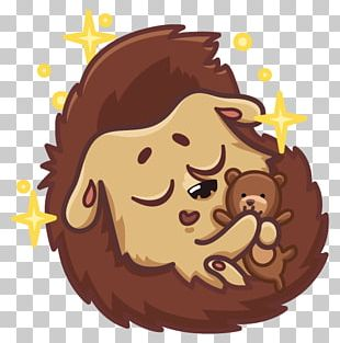 VKontakte Sticker Telegram Chocolate Cake PNG