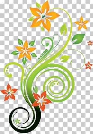 Floral Design Drawing Emoji PNG