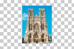 Reims Cathedral Abbey Of Saint-Remi Notre-Dame De Paris Noyon Cathedral PNG