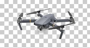 Mavic Pro Helicopter Aircraft Multirotor Unmanned Aerial Vehicle PNG