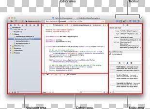 Computer Software MacBook Pro Keyboard Shortcut Xcode PNG