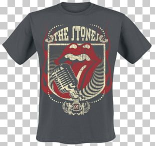 Forty Licks T-shirt The Rolling Stones Rock Exile On Main St PNG