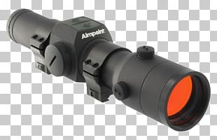 Aimpoint AB Red Dot Sight Hunting Reflector Sight Telescopic Sight PNG