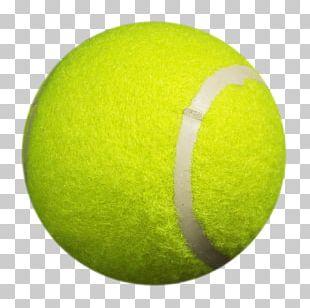 Tennis Ball Cricket Ball Green PNG