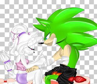 Sonic The Hedgehog Fan Art Character PNG