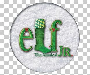 Elf Musical Theatre Naples Players Art PNG