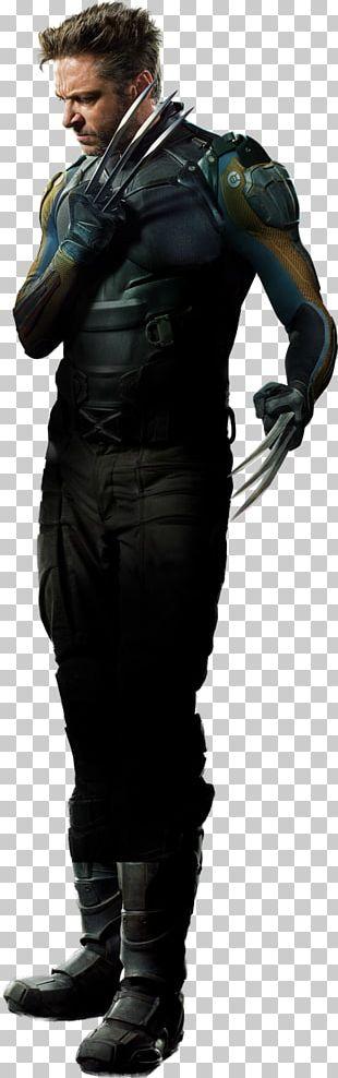 Hugh Jackman The Wolverine Professor X PNG