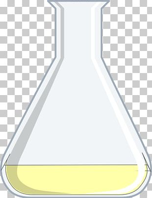 Laboratory Flasks Erlenmeyer Flask Drawing PNG