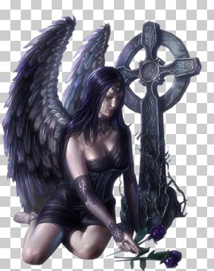 League Of Angels Lucifer Fallen Angel Goth Subculture PNG