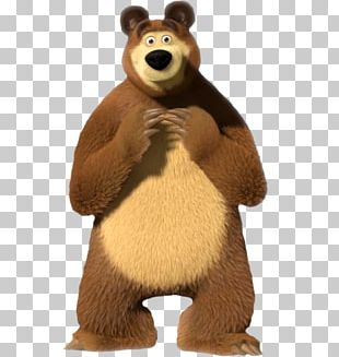 Bear Masha Party Birthday YouTube PNG