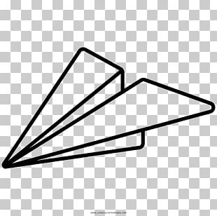 Airplane Paper Plane Drawing Printing PNG