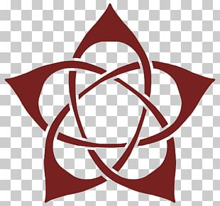 Pentagram Pentacle Venus Symbol Wicca PNG