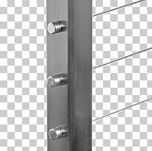 Cable Railings Guard Rail Deck Railing Handrail Stainless Steel PNG