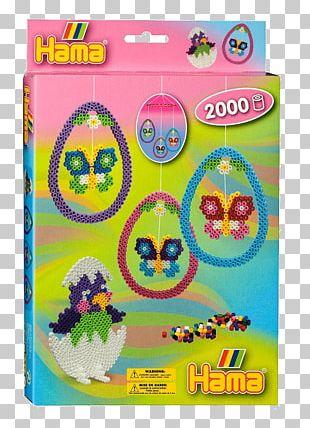 Easter Bunny Bead Bügelperlen Easter Egg PNG