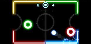 Glow Hockey 2 Gun Bros Game PNG