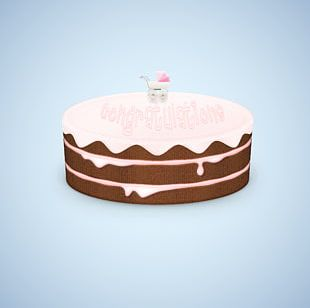 Chocolate Cake Birthday Cake Layer Cake Torte PNG