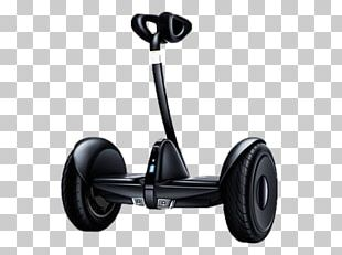 MINI Cooper Segway PT Scooter Electric Vehicle PNG