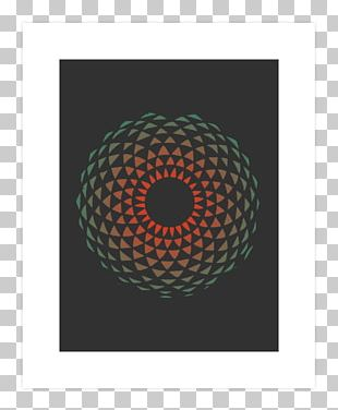 Sacred Geometry Circle Shape PNG