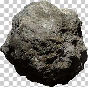 Asteroid Space Rock Outer Space Comet PNG