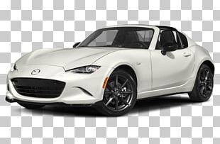 2017 Mazda MX-5 Miata RF Club Car 2017 Mazda MX-5 Miata RF Grand Touring PNG